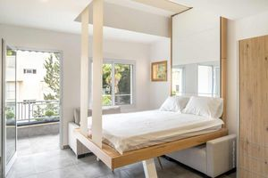 BEDUP -  - Hochklappbares Bett
