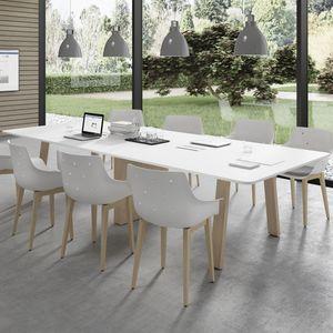 Coworking-Tisch