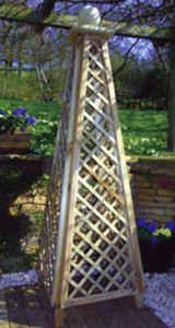 Pepe Garden Furniture -  - Gartenobelisk