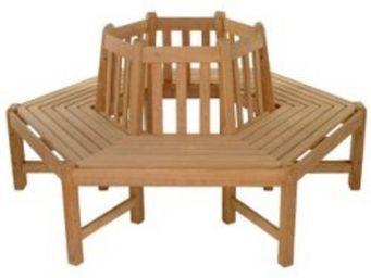 Britannic Garden Furniture -  - Garten Rundbank