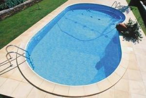 Rp Indusries Soleo Piscines -  - Traditioneller Schwimmbad