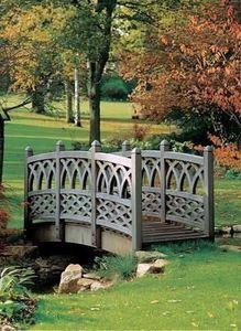 Stuart Garden Architecture -  - Garten Brücke
