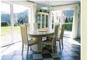 Les Zelles -  - Schiebeglasfensterfront