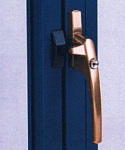 Monk Metal Windows -  - Türdrücker Set