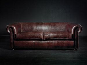 Fleming & Howland - manhattan - Sofa 3 Sitzer