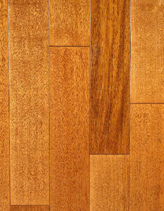 Barthe Tuilerie Briqueterie - bois exotique merbau - Naturholzboden