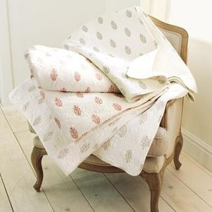 Oka - double coromandel quilt - Quilt/patchworkdecke
