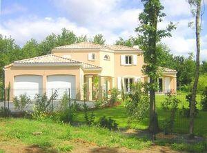 MAISONS AQUARELLE -  - Einfamilienhaus