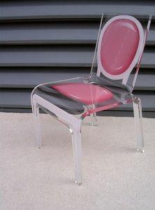 Mathi Design - chaise aqua baby - Kinderstuhl