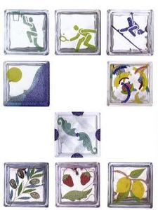 Translucia -  - Glasbaustein