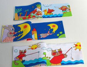 Il Leccio - rag book - Kinderbuch