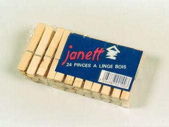 JANETT -  - Wäscheklammer