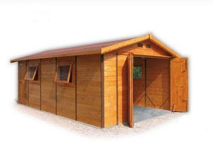 CABANES GREEN HOUSE -  - Garage