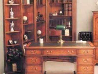 21st Century Antiques - traditional writing desks - Bureau Plat