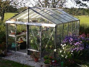 La boutique du jardinage - serre de 5m2 - Gewächshaus