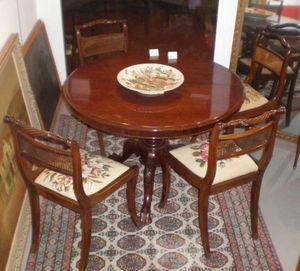 Philippe Pope - table à rallonge - Ausziehbarer Tisch