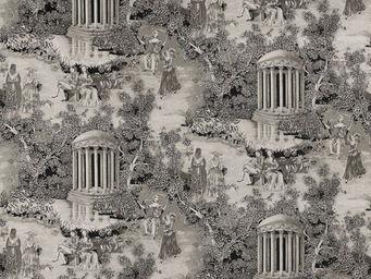 Equipo DRT - fontainebleau negro - Toile De Jouy