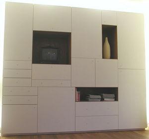 Mass N16 - cupboard wall - Wohnzimmerschrank