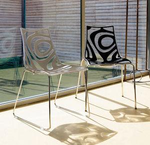 SCAB DESIGN - wave - Stuhl