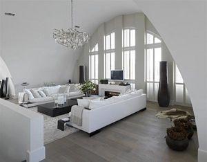 JASNO - porte persienne cintrée - Klapp Lamellenfensterläden
