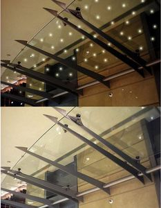 OX-HOME - mirror led - Lichtwand