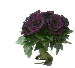 Rosemarie Schulz -  - Stabilisierte Blume