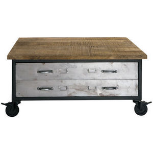 Maisons du monde - table basse franklin - Roll Couchtisch
