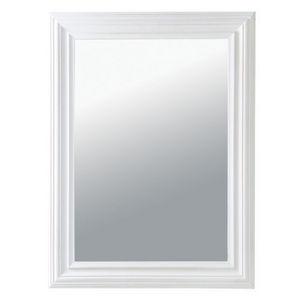 MAISONS DU MONDE - miroir napoli blanc 60x80 - Spiegel
