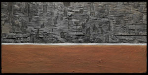 DEZIN-IN - arancio caldo - Zeitgenössische Gemälde