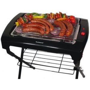 TECHWOOD - barbecue sur pied 2000w - Elektro Grill