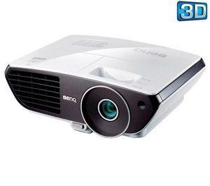 BENQ - vidoprojecteur 3d w700 - Video Light Projector