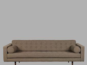 BLANC D'IVOIRE - fiona - Sofa 3 Sitzer