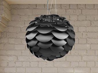 BELIANI - moselle - Deckenlampe Hängelampe