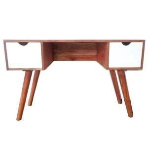 Mathi Design - bureau bois nordique - Schreibtisch