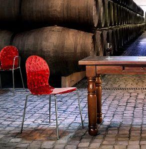 Redi - bubbles - Stapelbare Stühle