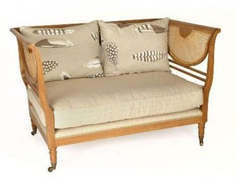 Clock House Furniture - leith settee - Gepolsterte Bank