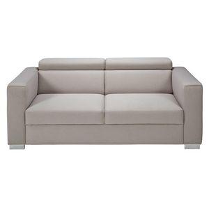 MAISONS DU MONDE - grisé - Sofa 3 Sitzer