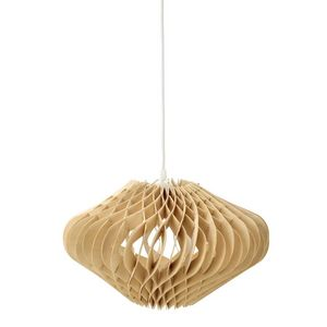 MAISONS DU MONDE - wooden - Deckenlampe Hängelampe