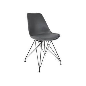 Mathi Design - chaise de repas xz2 grise - Stuhl
