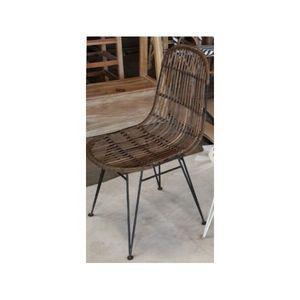 Mathi Design - chaise design kubu - Stuhl