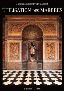 EDITIONS VIAL - utilisation des marbres - Deko Buch