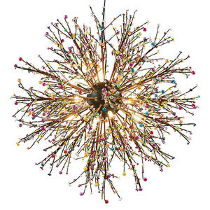 ALAN MIZRAHI LIGHTING - am1600 modern dandelion led - Kronleuchter