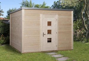 WEKA -  - Holz Gartenhaus