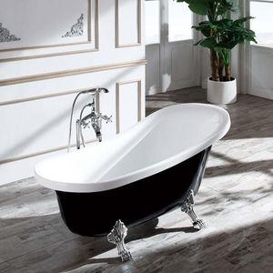Rue du Bain -  - Badewanne Auf Füßen