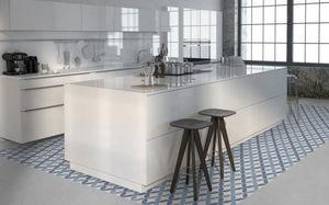 CasaLux Home Design - barcelona arch - Bodenfliese, Sandstein