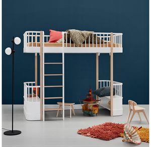 Oliver Furniture -  - Hochbett Kind