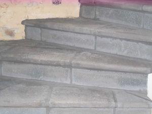 Rouviere Collection -  - Viertelgewendelte Treppe