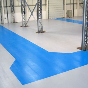 WATCO FRANCE - mat'sol epoxy - Fußbodenfarbe Innenboden