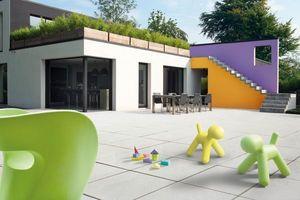 MARLUX - romantic - Bodenplatten Außenbereich