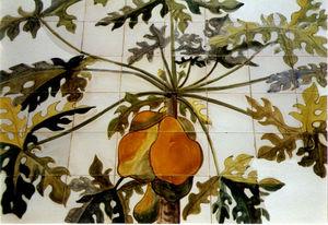 Citrus Glaze Tiles -  - Keramikfliese